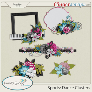 Sports: Dance Clusters