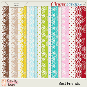 Best Friends Pattern Papers