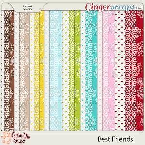 Best Friends Pattern Papers