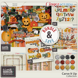 Carve It Up Collection by Aimee Harrison