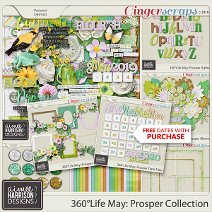 360°Life May: Prosper Collection by Aimee Harrison