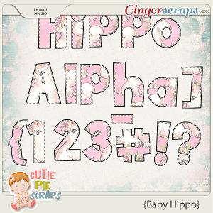 Baby Hippo Alphas