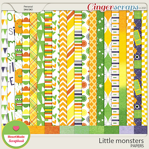 Little monsters - papers