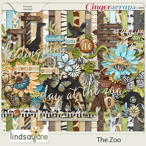 The Zoo by Lindsay Jane