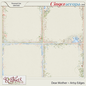 Dear Mother Artsy Edges