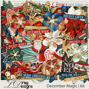 December Magic by LDragDesigns
