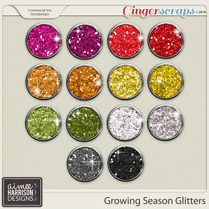 Growing Season Glitters by Aimee Harrison