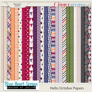 Hello October Papers