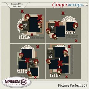 Picture Perfect 209 by Aprilisa Designs