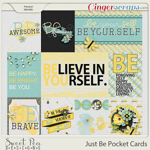 Just Be Pocket Cards