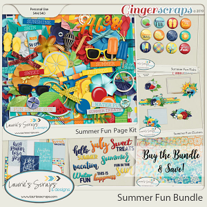 Summer Fun Bundle