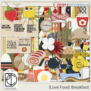 Love Food: Breakfast