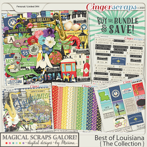 Best of Louisiana (collection)