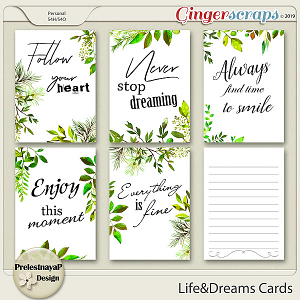 Life&Dreams Cards