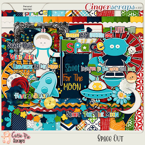 Space Out Page Kit