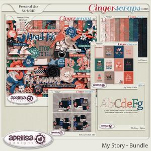 My Story - Bundle by Aprilisa Designs