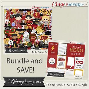To the Rescue-Auburn Bundle
