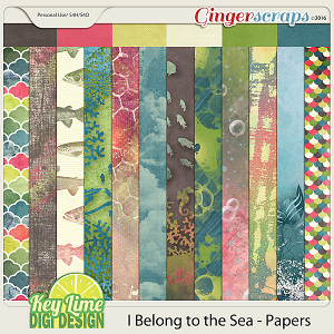 I Belong to the Sea - Papers
