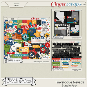 Travelogue Nevada - Bundle Pack