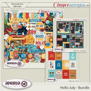 Hello July - Bundle