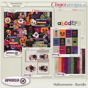 Halloweenie - Bundle by Aprilisa Designs