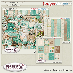 Winter Magic - Bundle