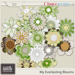 My Everlasting Blooms by Aimee Harrison