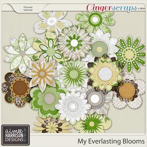 My Everlasting Blooms by Aimee Harrison