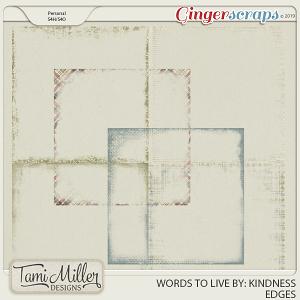 Kindness Edges by Tami Miller Designs