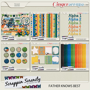 Father Knows Best {The Bundle}