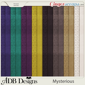 Mysterious Solids by ADB Designs
