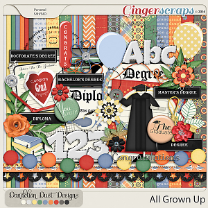 All Grown Up by Dandelion Dust Designs