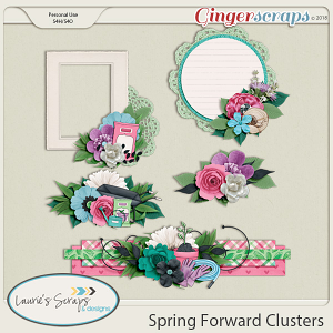 Spring Forward Clusters