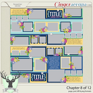 Chapter 8 of 12 by Dear Friends Designs