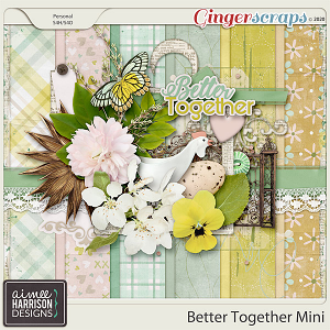 Better Together Mini Kit by Aimee Harrison