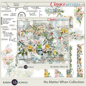 No Matter When Collection by Karen Schulz