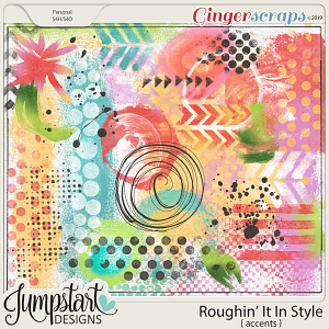 Roughin' It In Style {Accents} by Jumpstart Designs