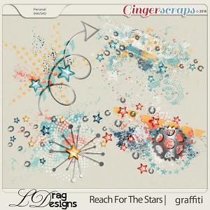 Reach For The Stars: Graffiti by LDrag Designs