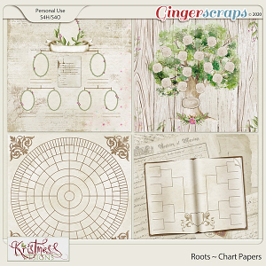 Roots Chart Papers