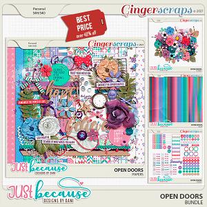 Open Doors Bundle by JB Studio