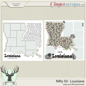 Nifty 50: Louisiana