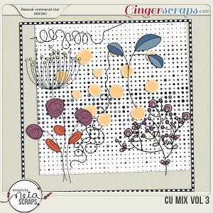CU Mix - VOL 03 - by Neia Scraps