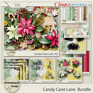 Candy Cane Lane Bundle