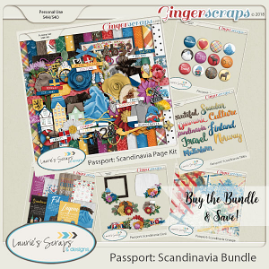 Passport: Scandinavia Bundle