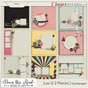 Luv U 2 Pieces | Quick Pages
