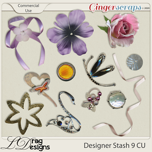 Designer Stash 9 CU by LDragDesigns
