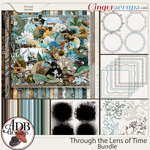 Through The Lens of Time Bundle by ADB Designs