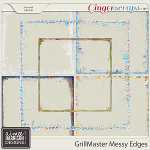 Grillmaster Messy Edges