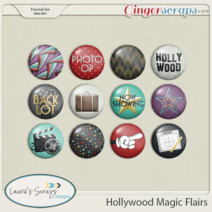 Hollywood Magic Flairs