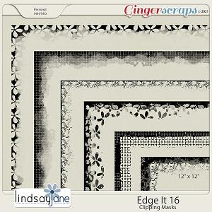 Edge It 16 by Lindsay Jane